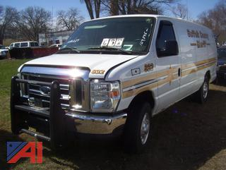 2012 Ford E350 Van/Police Vehicle