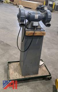Baldor Pedestal Wheel Grinder