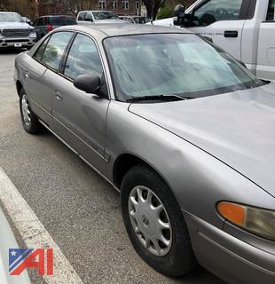 1999 Buick Century 4 Door Sedan
