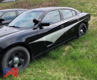 2012 Dodge Charger 4DSD/Police Vehicle
