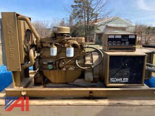 Kohler, Model #45R0281 45KW Generator