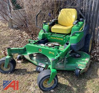 """John Deere 830A 60"""" Zero Trak Mower"""