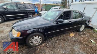 (#1) 2004 Acura RL 4 Door
