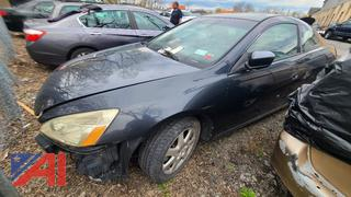 (#5) 2005 Honda Accord EX 4 Door
