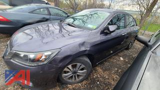 (#6) 2015 Honda Accord LX 4 Door