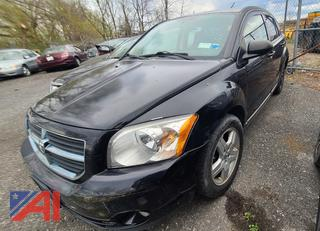 (#10) 2008 Dodge Caliber SXT 4 Door