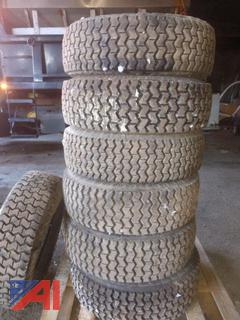 Gripper LT265/70R17 Re-Tread Tires