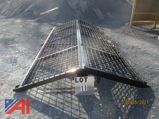 (#11) Top Grate for Viking Side Dump Body