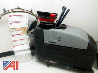 Advance ConvertaMax 26 Floor Scrubber
