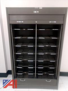 Watson Roll Up Door Storage Cabinets