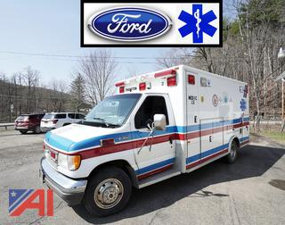 1994 Ford E350 Ambulance