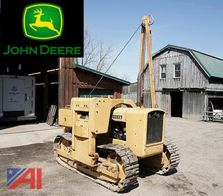 1973 John Deere SB-350 Side Boom Crawler Tractor