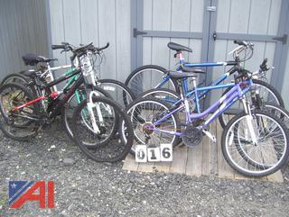 Various/Miscellaneous Bikes