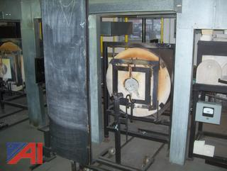 "Hub 18"" Glory Hole Furnace"