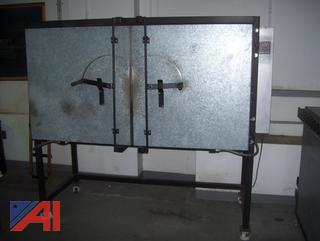 Hub Front Load Annealing Electric Oven