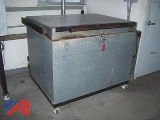 Hub Top Loading Annealing Electric Oven