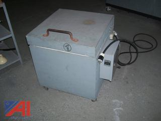Hub Pickup Top Load Electric Oven