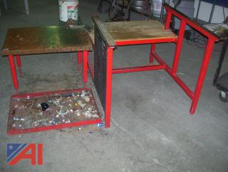Glass Blowing Bench