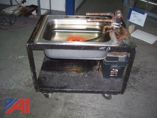 Rolling Pipe Cooler