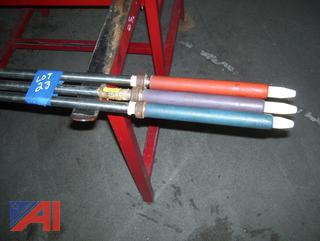 Steinart Stainless Steel Blow Pipes