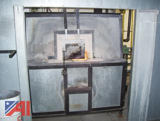 Hub MU300 Glassblowing Furnace