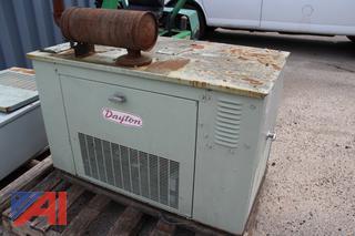 Dayton 4W117D Generator