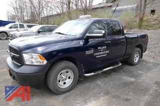 2015 Dodge RAM 1500 Crew Cab Pickup Truck