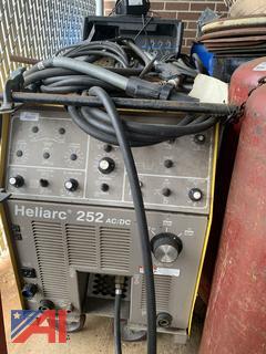 ESAB Heliarc 252 AC/DC Welder