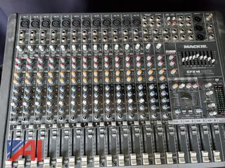 Mackie CFX16 MKII Audio Mixer