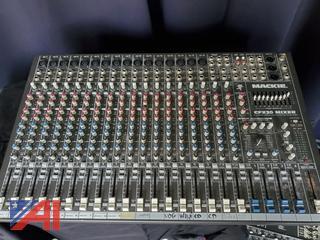Mackie CFX20  20 Channel Audio Mixer