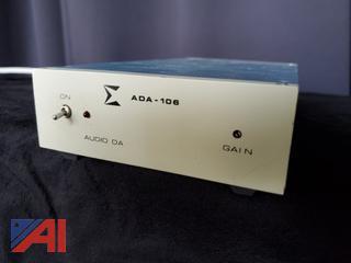 Sigma ADA -106 Distribution Amplifiers for Audio