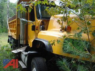2005 International 5600i Dump Truck *Parts Only*