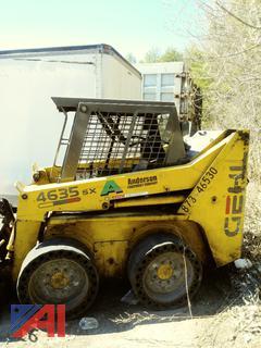 2003 Gehl 4635SX Skidsteer