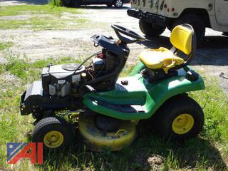 "2008 John Deere X300 42"" Lawn Tractor"