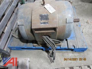 (#12) Water Pump Motor
