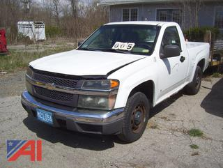 2007 Chevy Colorado LS S10 Pickup Truck