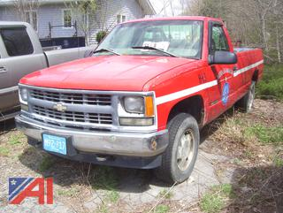 1998 Chevy C/K 1500 Pickup Truck