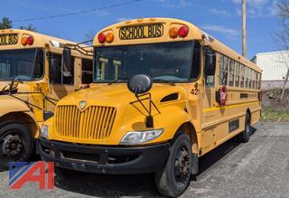 2008 IC CE 300 Wheelchair School Bus