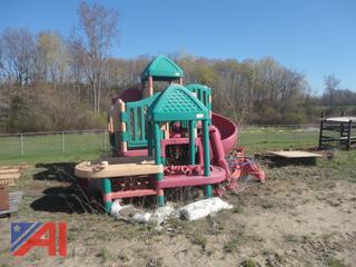 Little Tykes Play Ground Fun House