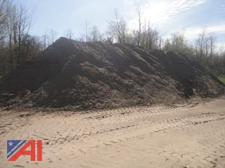1,500 Yards of Screened Roadside Topsoil