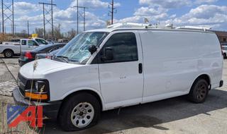 2012 Chevy Express 1500 Van