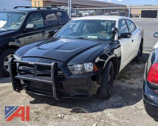 2013 Dodge Charger 4DSD Police Vehicle