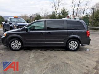 2017 Dodge Grand Caravan SE Mini-Van/V31