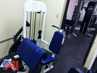 Maximus Seated Bicep/Tricep Machine