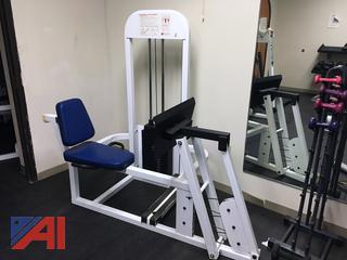 Maximus Leg-Press/Calf Combo Machine