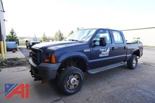 2005 Ford F250 Crew Cab Pickup Truck/43