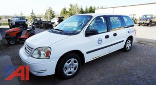 2004 Ford Freestar S Sports Van