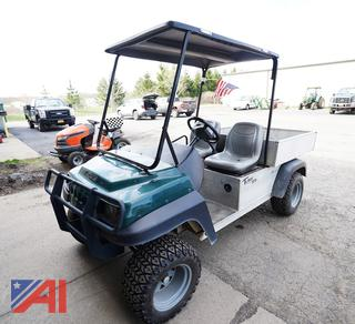 **Lot Updated** Club Car 272 Turf Carryall Electric Dump UTV