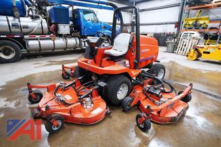 Jacobsen HR-5111 Tri-Deck Large Area Mower