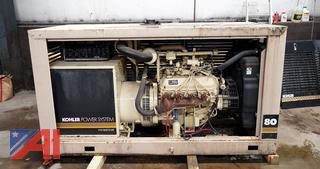 Kohler 80 Natural Gas Generator